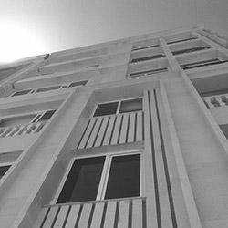 ساختمان مسکونی رسالت