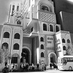 هتل علیزاده