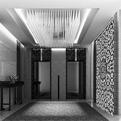 طراحی داخلی هتل بسطامی