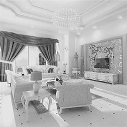 طراحی داخلی منزل مسکونی عبدالله نیا