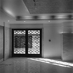 طراحی داخلی مسکونی فرهاد