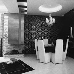 طراحی داخلی منزل مسکونی سرکار خانم قاسمیان