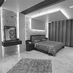 طراحی داخلی مسکونی جناب آقای حمیدی