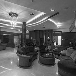 طراحی داخلی هتل هاترا