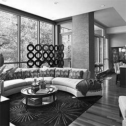 طراحی داخلی مجتمع مسکونی